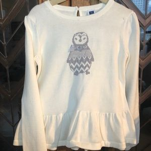 Janie and Jack Cotton Sweater Size 4T, NWT